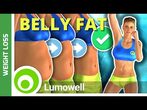 Exercises to Lose Belly Fat - Quick Workout to Get Rid of Belly Fat
