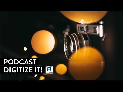 821 Digitize It!