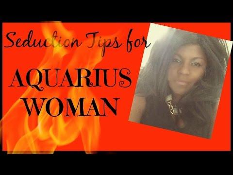 How to Seduce an Aquarius Woman