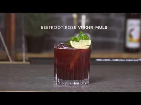 Beetroot Rose Virgin Mule - How to