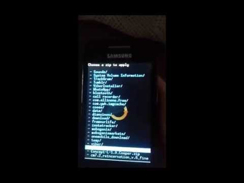 How to Install Android 5.0 Lollipop For Samsung Galaxy Ace S5830/L/I/B/T