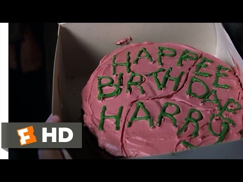 Harry Potter and the Sorcerer's Stone (1/5) Movie CLIP - Harry's Birthday (2001) HD