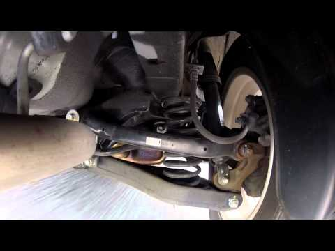 Hyundai I30 Ahock Absorber Fault