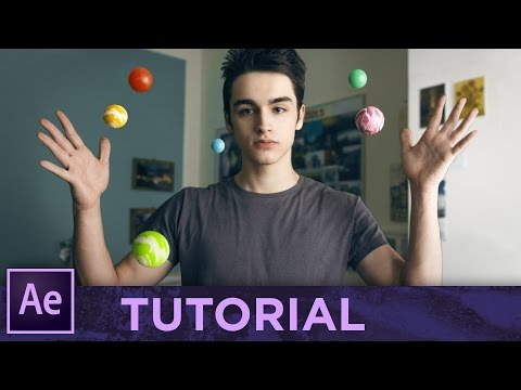 ANIMATE A PHOTO IN 2.5D! [ENG] • After Effects & Photoshop Tutorial
