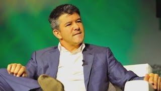 Uber CEO Kalanick Caught on Video Arguing Over Fares