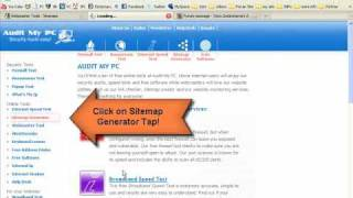 How to create Google sitemap for your website