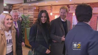Prince Harry And Megan Markle Visit Scotland