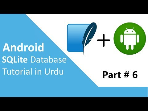 Android SQLite Database Tutorial # 6 How to Delete Data From SQLite Database in Android