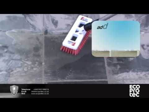 How to remove Cement and Grout Residue from Tiles - Ecoprotec Guide