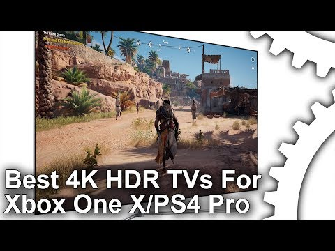 The Best 4K HDR TVs for Xbox One X/ PS4 Pro: Digital Foundry Buyers' Guide