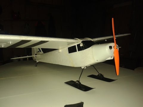 Hobbyzone Super Cub DSM Second Flight (Nico)