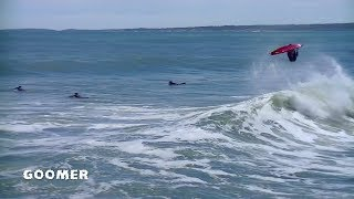Goomer - Surfing Nantasket June July 2017