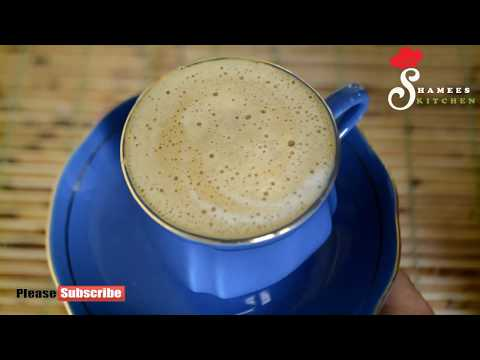 PERFECT CAPPUCCINO AT HOME || WITHOUT COFFEE MACHINE || BEATEN COFFEE