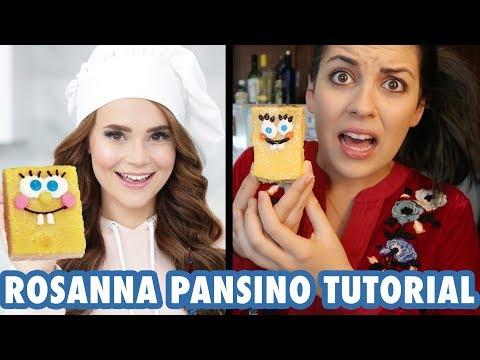 I Tried Following A Rosanna Pansino Recipe Tutorial