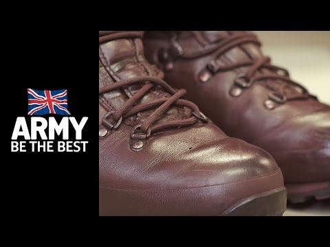 How to polish boots - Squared Away - Army Jobs