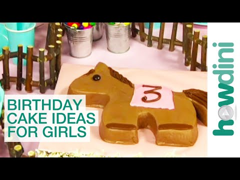 Birthday Cakes: Top 5 Cake Ideas for Girls
