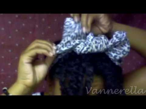 How To: Make a scarf into a Bow