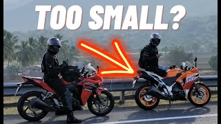 Are Smaller Bikes Safe on the Highway? | New Rider Tips