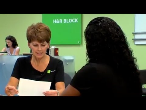 With Tax Season Looming, H&R Block Launches New Initiative