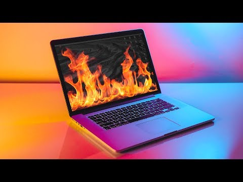 Another OVERHEATING MacBook Pro!  Can We Fix It??
