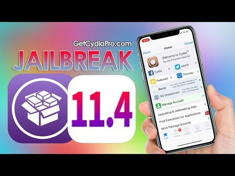 iOS 11.4 Jailbreak [*NEW*] iOS 11 Jailbreak by CydiaPRO - Install Cydia on iOS 11 [UNTETHERED]