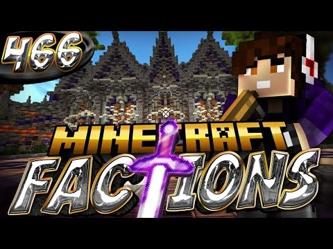 Minecraft: Factions Let's Play! Episode 466 - NEW VAULT!