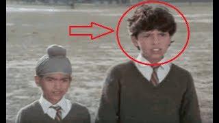 इस तस्वीर में खड़ा ये बच्चा आज बन गया है टीम इंडिया का आलराउंडर, क्या इसे जानते हैं आप