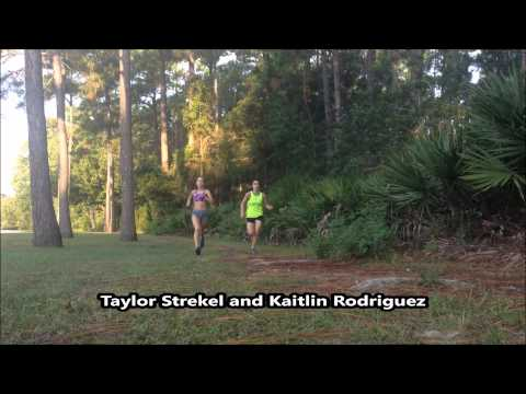 Flagler College Cross Country 2014