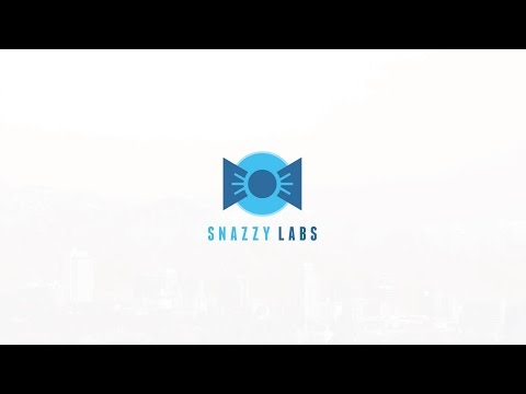 New Snazzy Labs Intro!