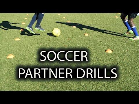 Soccer Partner Drills