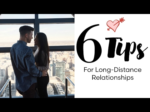 Tips for Long Distance Relationships in College