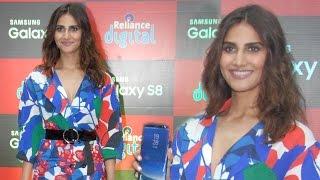 Vaani Kapoor At The Launch Of Samsung Galaxy S8