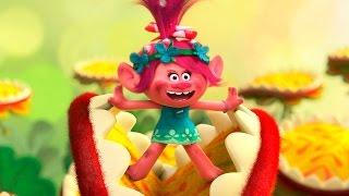 Trolls ALL TRAILERS - 2016 Dreamworks Animation Movie