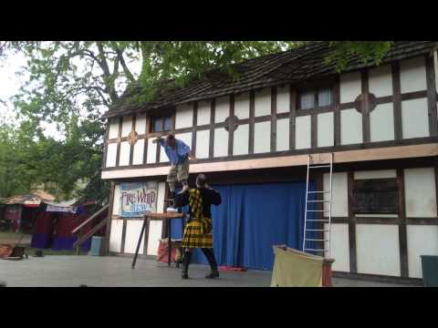 The sights and sounds of Scarborough Renaissance Festival!