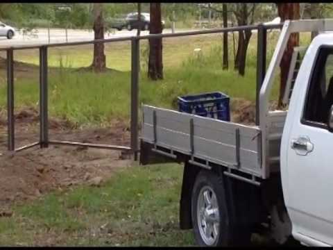 Colorbond® Fence Installation by Heal Steel Fencing - Sunshine Coast
