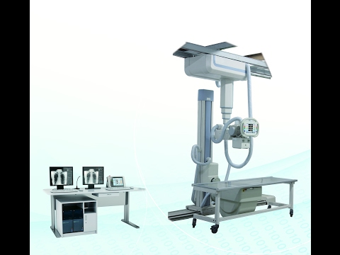 digital x ray radiography machine