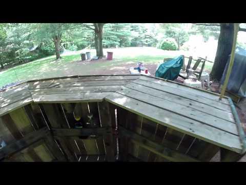 DIY: Pallet Bar