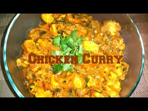 Chicken Breast Curry