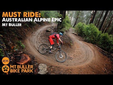 Must Ride: Australian Alpine Epic Trail, Mt Buller