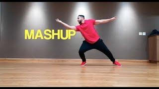 MASHUP DANCE COVER | SHAPE OF YOU | KEKE | DARU BAND | SILMAN SALEEM | EZU #ezuworld