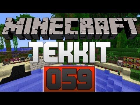 Let's Play Minecraft TEKKIT #059 - Müllproblem