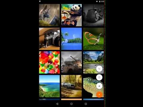 Panda Gallery Android Application