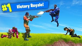 *TWO VS TWO* CHALLENGE in Fortnite: Battle Royale!