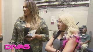 Introducing new Total Divas castmates Alexa Bliss and Nia Jax: Total Divas, Nov. 1, 2017