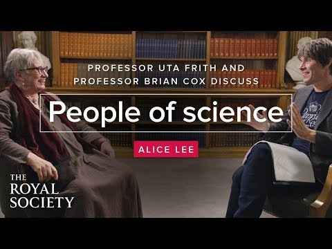 People of Science with Brian Cox - Uta Frith