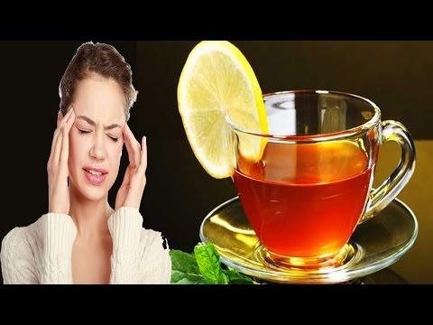 अनेक बिमारियों की एक दवा - निम्बू की चाय – Health Benefits with Lemon Tea