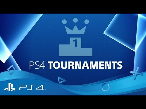 PlayStation 4   Tournaments Feature Tutorial
