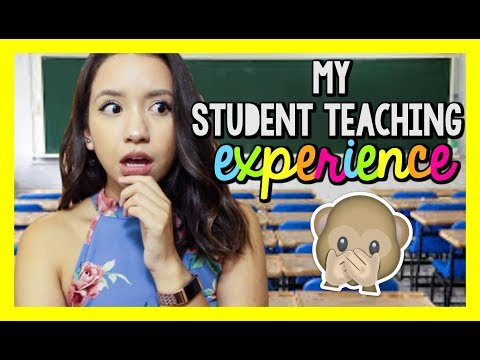My Student Teaching Experience | The Overview.