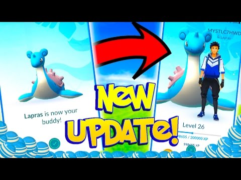 How To Get RARE Candy in Pokemon Go EASY! BUDDY SYSTEM UPDATE IS OUT!