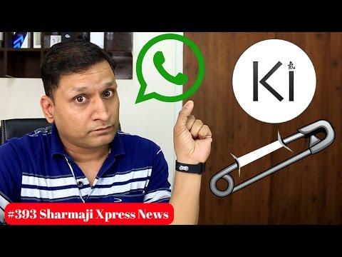 #393 Sharmaji Xpress News   Whatsapp ki PIN   #SharmajiInfinity